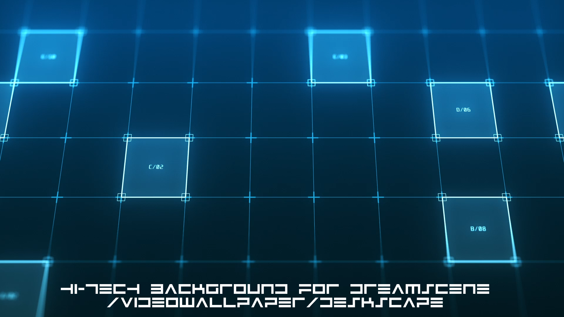 Hi Tech Background By Hekee