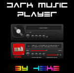 Dark Music Player