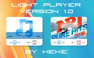 Light Player by hekee