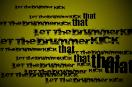 Typographic Animation by aaronhockey