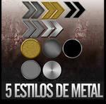 Estilos de Metal