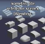 Isometric tile reference by aicaz