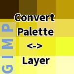 GIMP layer-palette transfer plugin by aicaz