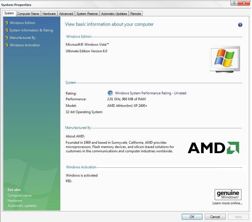 Vista 5342 sysdm xp version by DJDP