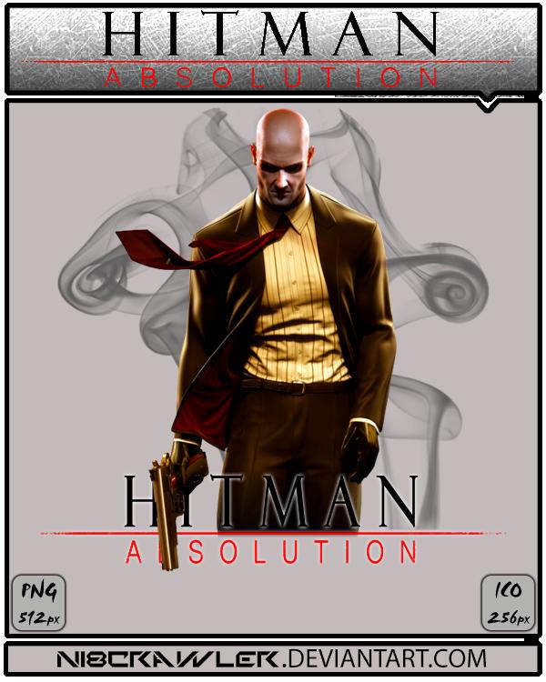 HITMAN ABSOLUTION ICON v3 by Ni8crawler