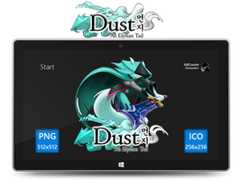 Dust : An Elysian Tail Icon