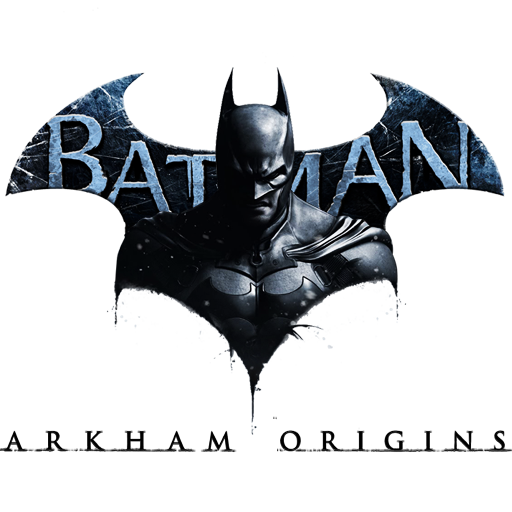 BATMAN Arkham Origins Icon v2 by Ni8crawler