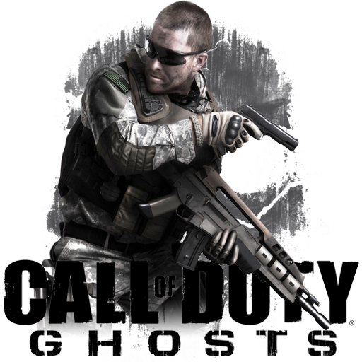 Call of Duty Ghosts Icon by Ni8crawler