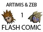 Artimis and Zeb 1