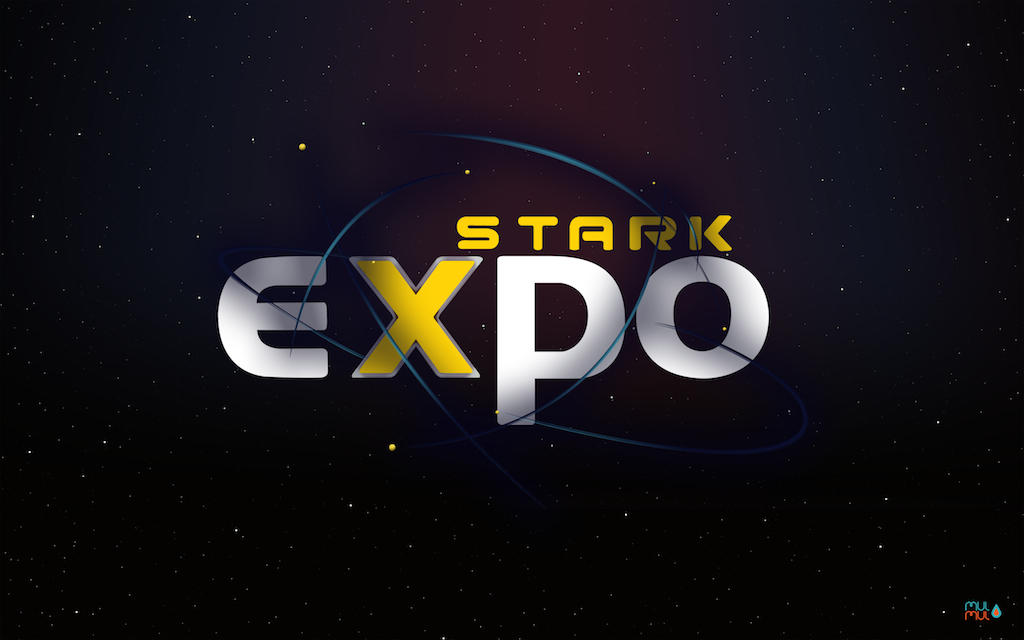 Iron Man 2 StarkExpo wallpaper retina display set by alponsoo