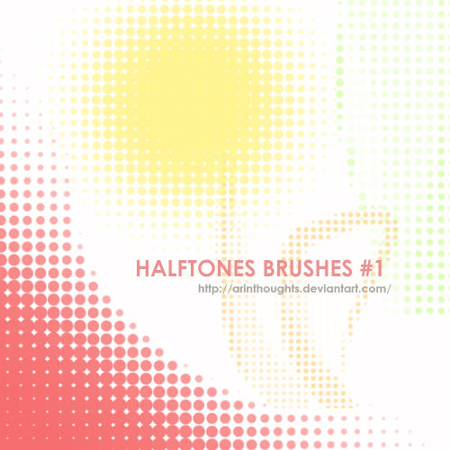 Ps Brushes Halftones 1 by ArinThoughts