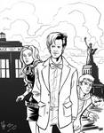 Team TARDIS Inks