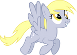 Derpy Hooves (Re-Vectored)