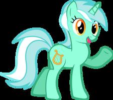 Lyra Heartstrings by Silentmatten