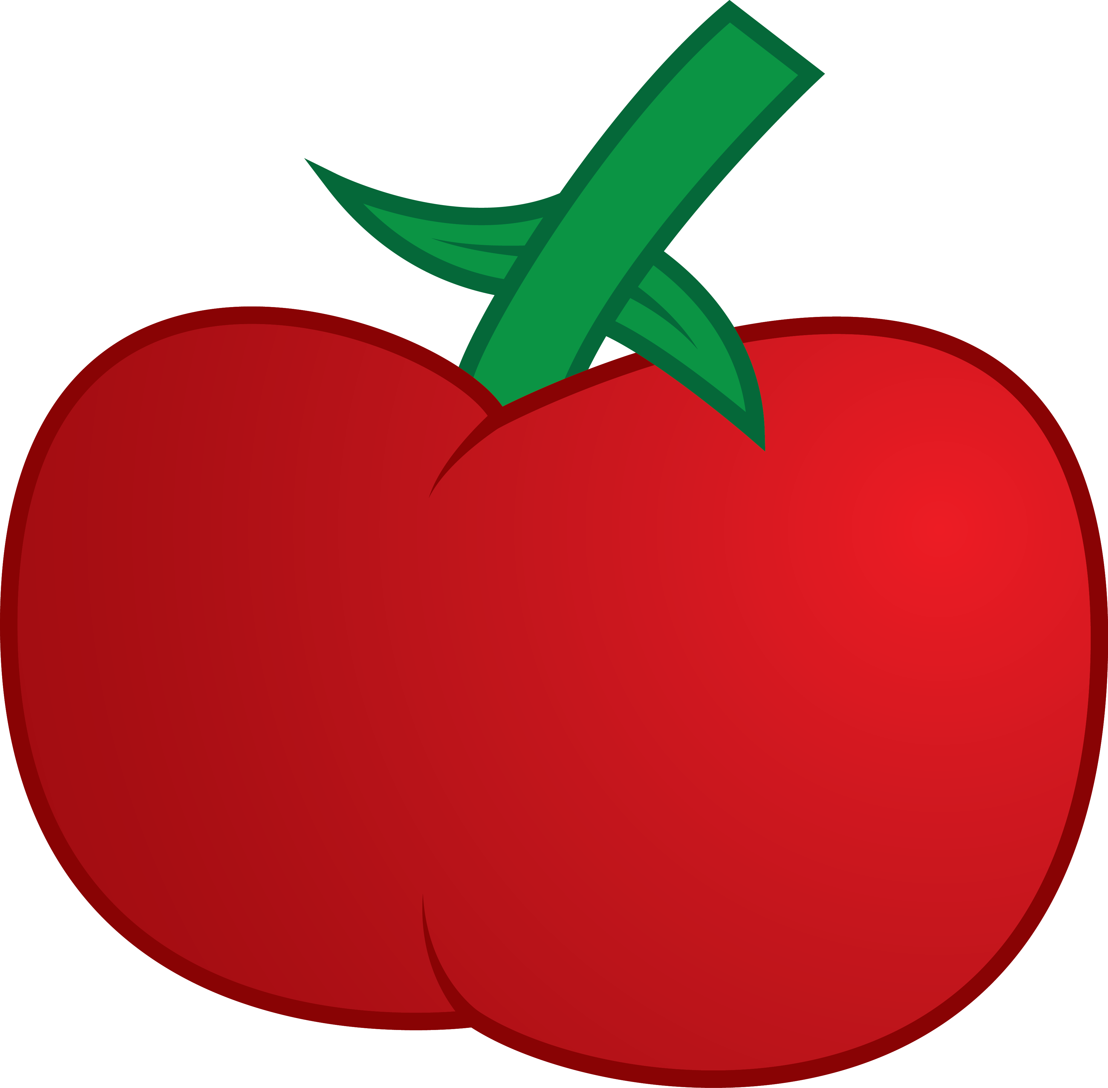 Tomato Cutie Mark by Silentmatten on DeviantArt