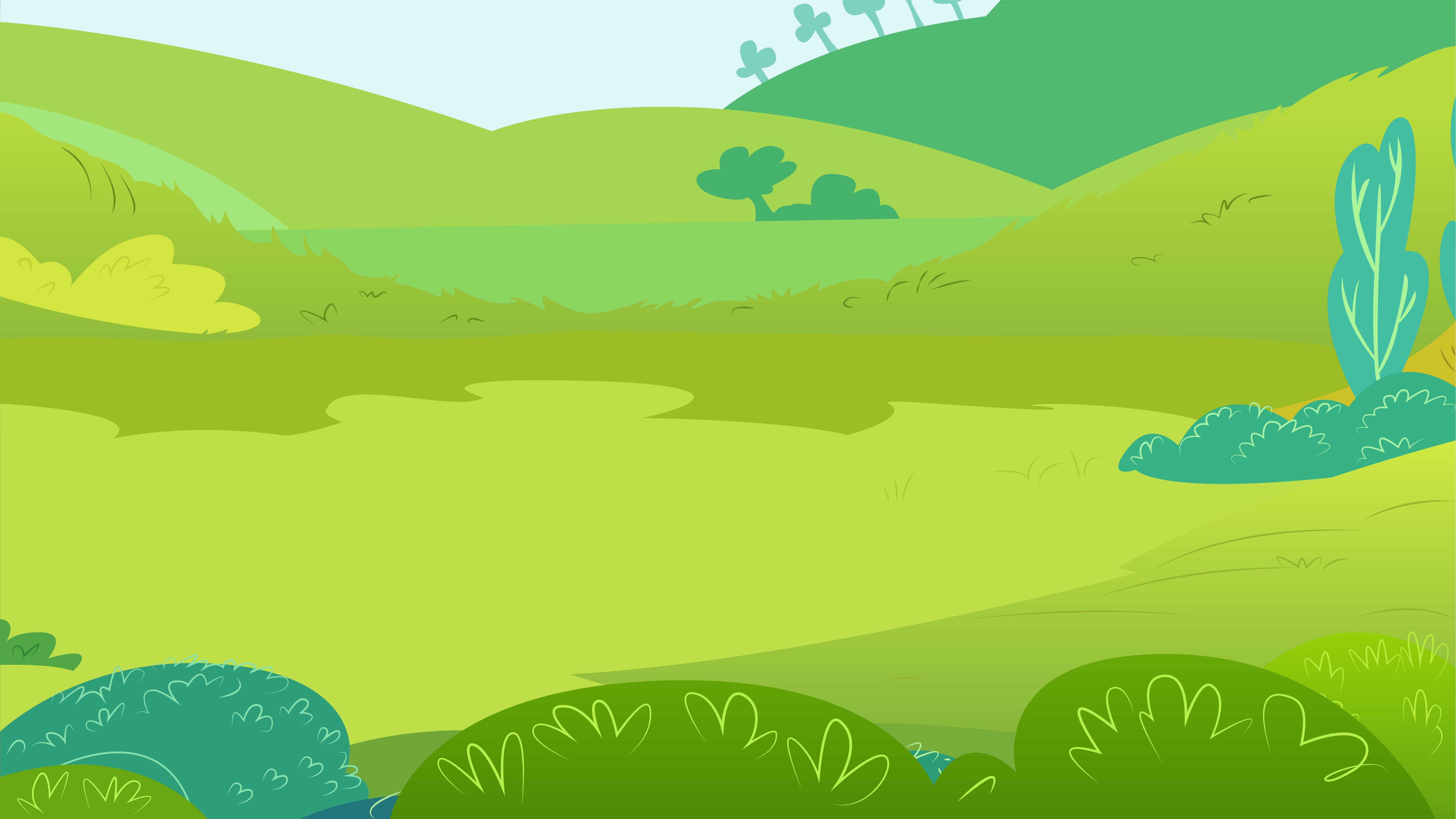 Green Valley by Silentmatten