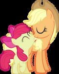 Sisterly Love (Apples)