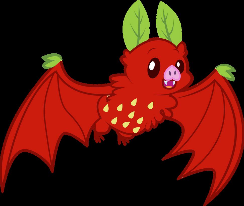 Fruit Bat by Silentmatten