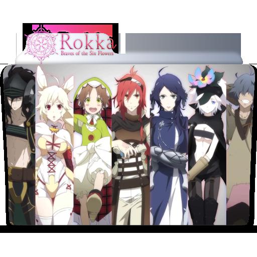 """Képtalálat a következőre: """"Rokka no Yuusha ico"""""""