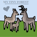 My Tiny Forest - Play-set by Lime-Sodah