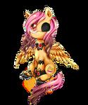 Blinkie: mended heart gift