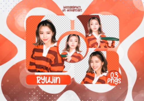PNG Pack #069 - Ryujin