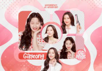 PNG Pack #072 - Moon Gayeong