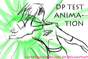 DP animation test for project by slifertheskydragon