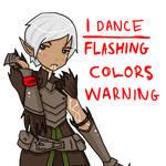 Fenris Dance Dance