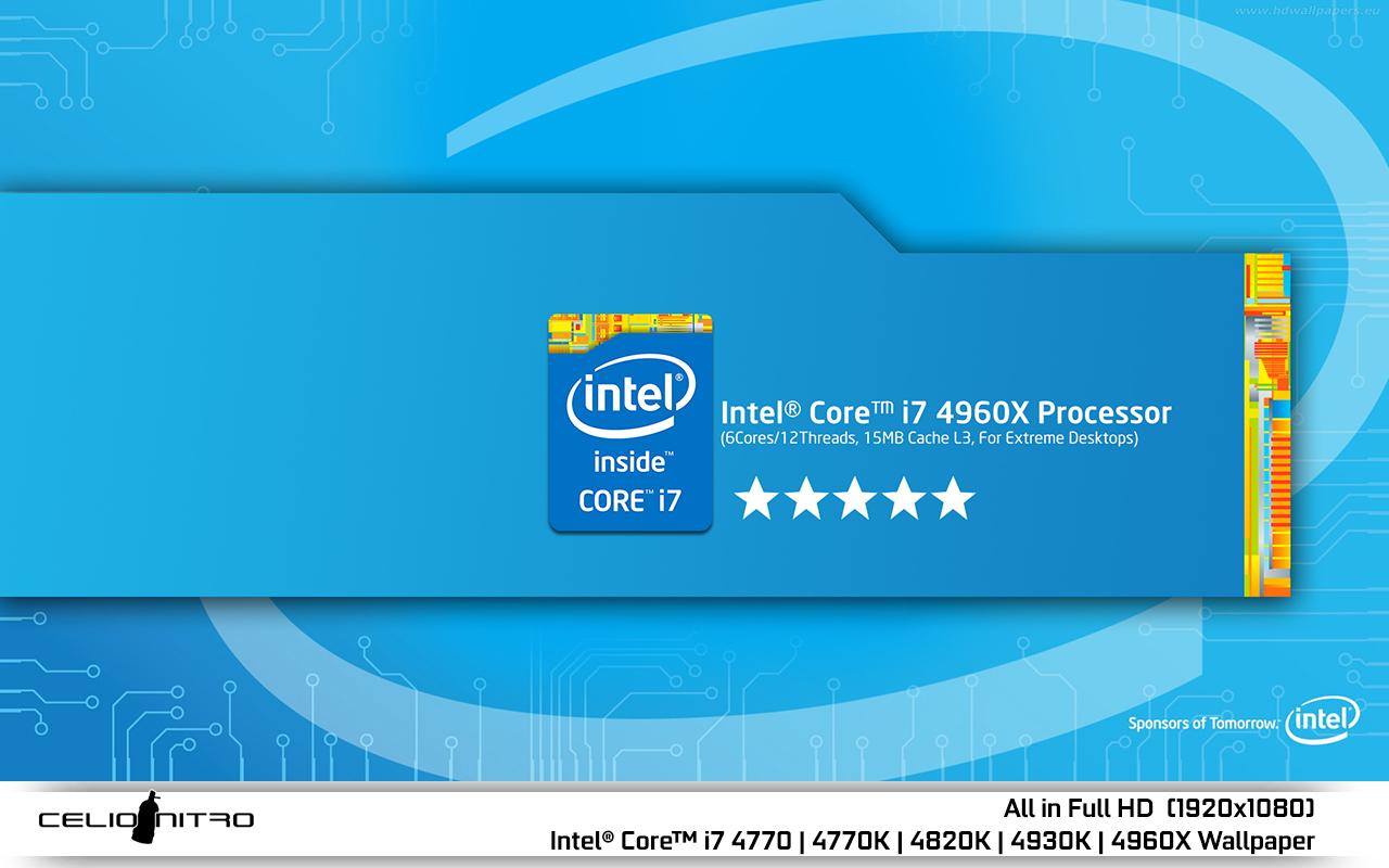 Intel Core I7 4th Gen Wallpapers By 18cjoj On Deviantart