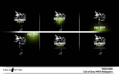 Call of Duty MW3 Wallpapers by 18cjoj