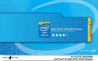 Intel Core i5 4th Gen Wallpapers by 18cjoj