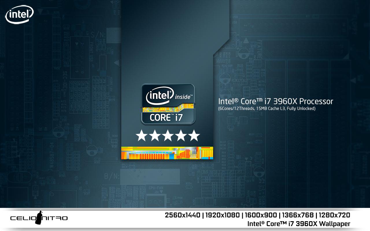 Intel Core i7 3960X Wallpaper 01 by 18cjoj on DeviantArt