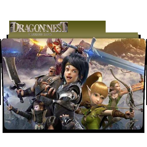 Warriors Of The Dawn Korean Movie Download: Icon Folder Dragon Nest By Nialixus On DeviantArt