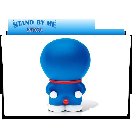 Icon Folder Stand By Me Doraemon By Nialixus On DeviantArt