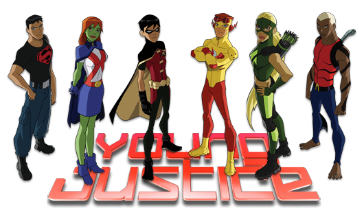 Icon Young Justice Folder Icon You...