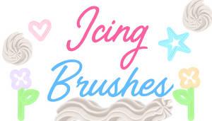 Icing Brushes