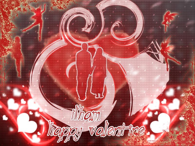Happy valentine ILM