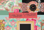 3 Larges Textures
