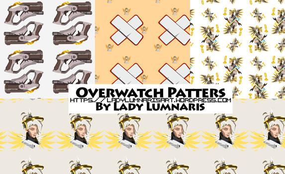 Overwatch Patterns - Mercy