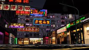 50 Watchers Celebration ~ ! Chinatown Stage