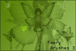Faery Brushes 3 by joannastar-stock