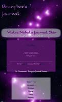 Beanybot's Journal Skin