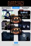 Batman Burton Collection Folder icons Pack