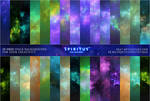 30 FREE SPACE BACKGROUNDS - PACK 31 by ERA7
