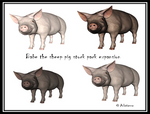 Babe the sheep pig stock pack expansion