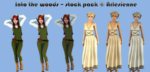 Into the Woods Stock Pack