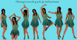 Olympia stock pack