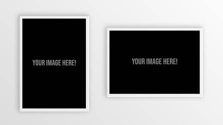 Download Poster/Frame Mockup Template - PSD