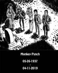R.I.P. Master Punch by Gurdim